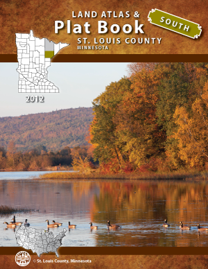 2012 South Land Atlas and Plat Book - St. Louis County