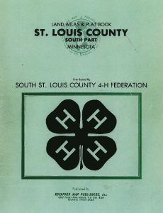 1979 Plat Book- St. Louis County