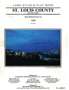 1993 Plat Book- St. Louis County