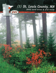 2002 Plat Book- St. Louis County