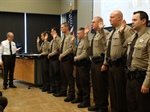 New deputies and corrections officers sworn in