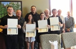 IRYA students recognized for service work and leadership