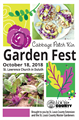 Cabbage Patch Kin is this year's theme for Fall Garden Fest