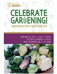 Horticulture Workshop: Celebrate Gardening
