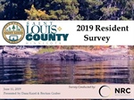 2019 survey reveals continued high scores for quality of life; new concern about opioid epidemic
