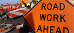 Sidewalk construction to temporarily close shoulder on Haines Road