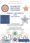 "Virtual Event ""Celebrate Recovery Together"""