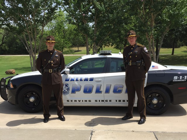 Deputies in Dallas for funeral
