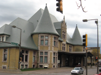 St.. Louis County Union Depot Planning
