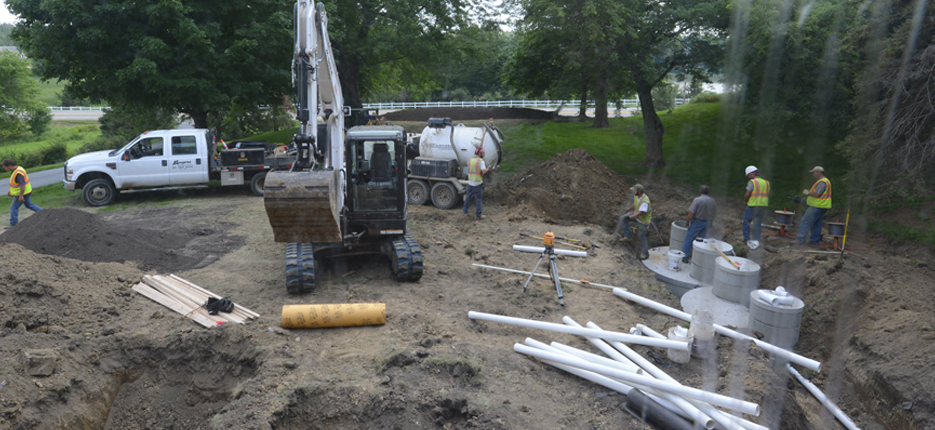 On-Site Wastewater (Septic Systems)