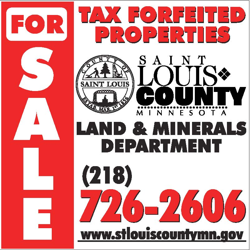Tax Forfeited Land Sales