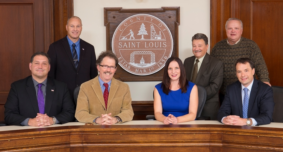 St. Louis County Minnesota Board of Commissioners