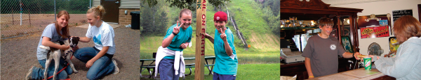 4-H Incredible Exchange Photo Banner